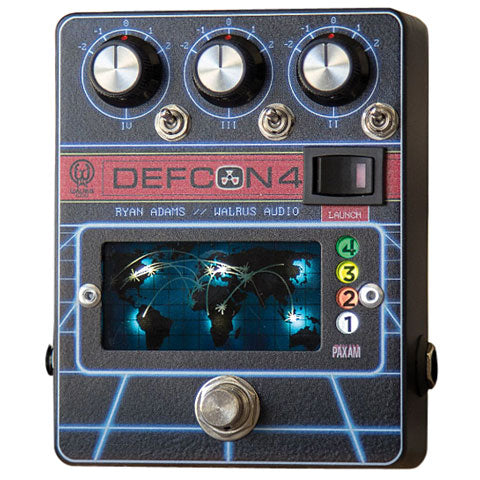 WALRUS AUDIO DEFCON 4 LIMITED EDITION IN BLISTER PACK ($315 USD)