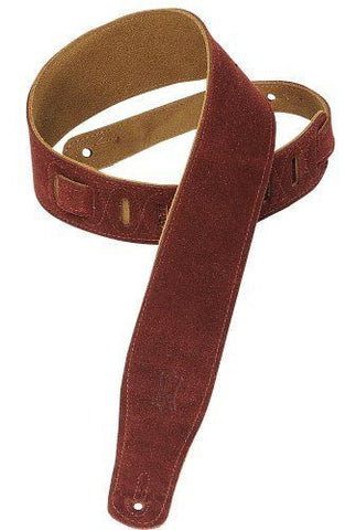 Levy's Basic Suede Strap MS26-BRG