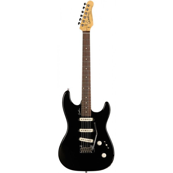 Godin Progression Electric Guitar - Black/Rosewood