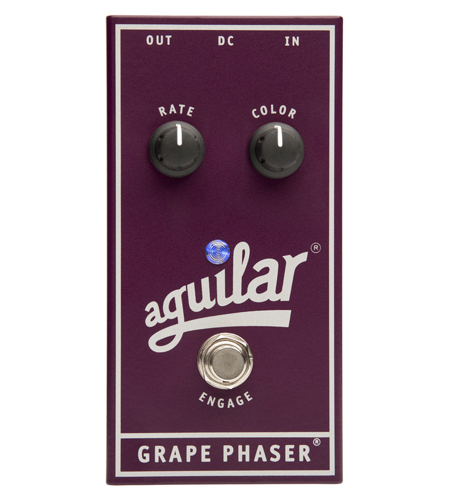 AGUILAR GRAPE PHASER PEDAL ($169 USD)