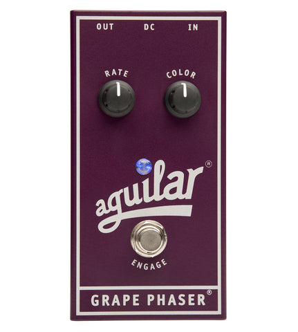 Aguilar Grape Phaser Pedal
