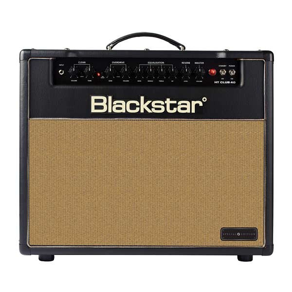Blackstar Special Edition 40W Combo W/Basket Weave Front