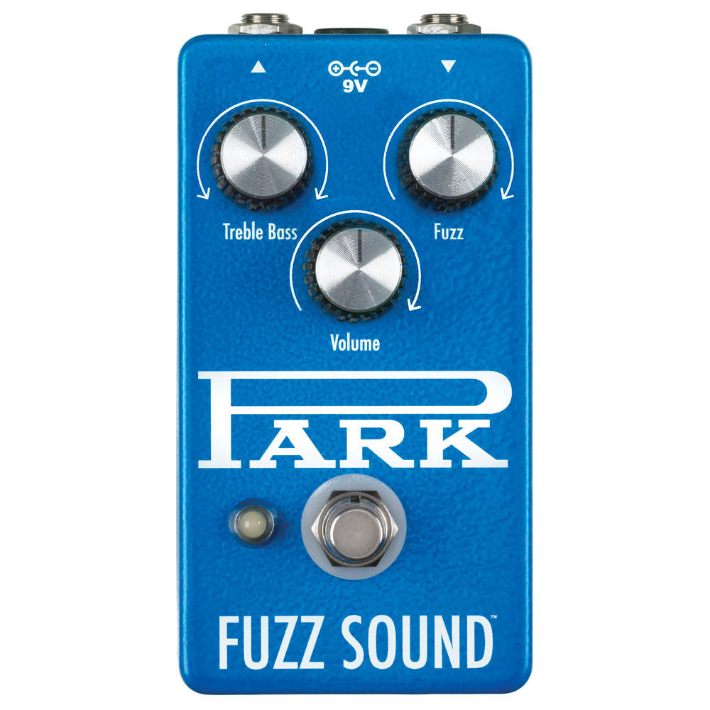 EARTHQUAKER DEVICES PARK FUZZ PEDAL ($179 USD)
