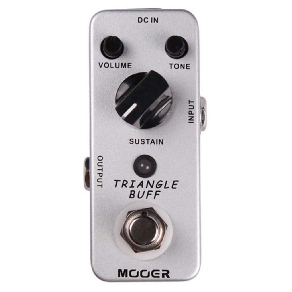 Mooer MFZ2 Triangle Buff Fuzz