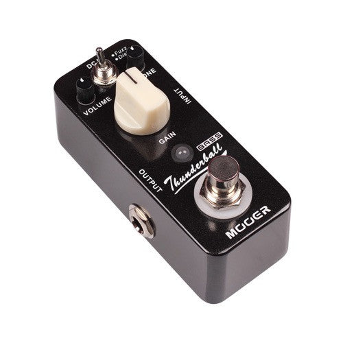 Mooer MOD3 Thunder Ball Bass Overdrive