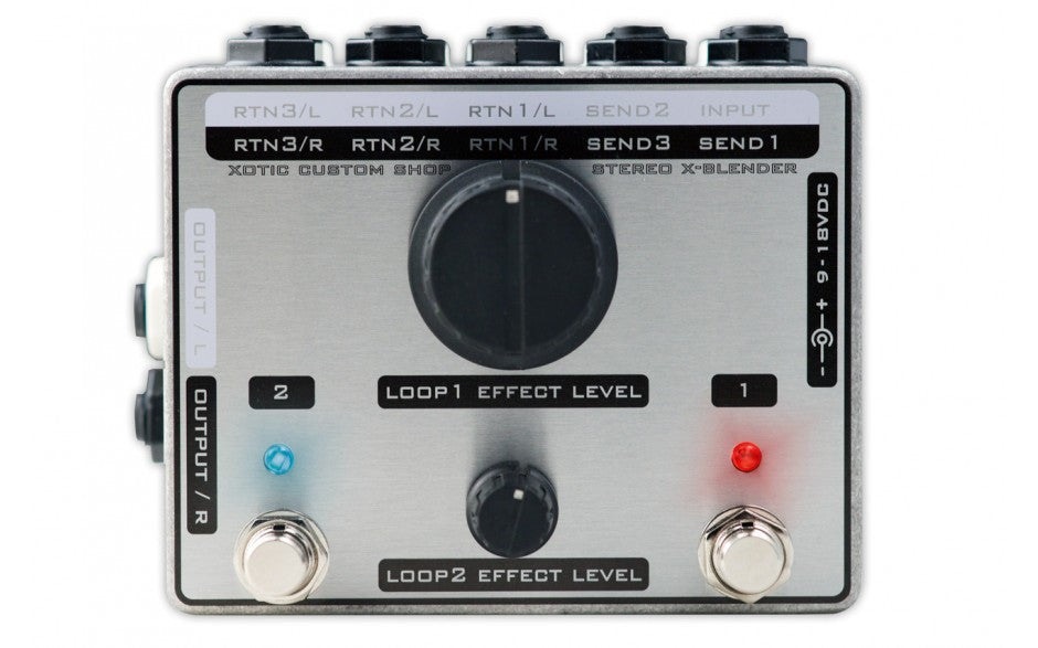 Xotic Effects Stereo X Blender Parallel Looper