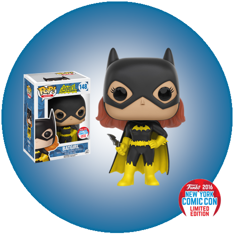 Batgirl - Batgirl (148) NYCC 2016 STICKERED EXCLUSIVE - POP! Vinyl