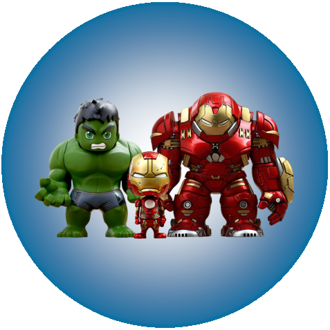 Marvel Avengers Age of Ultron - Collectible Set [Series 1.5]