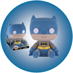 DC Super Heroes - Batman - Mega POP! Plush