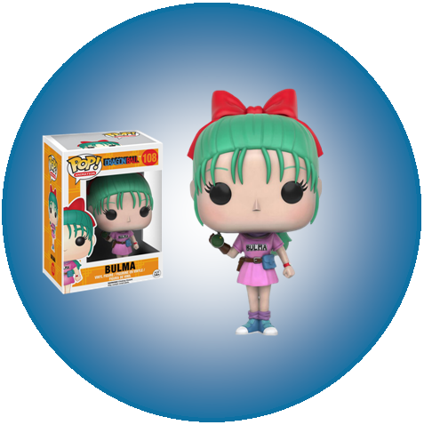 Dragon Ball - Bulma (108)