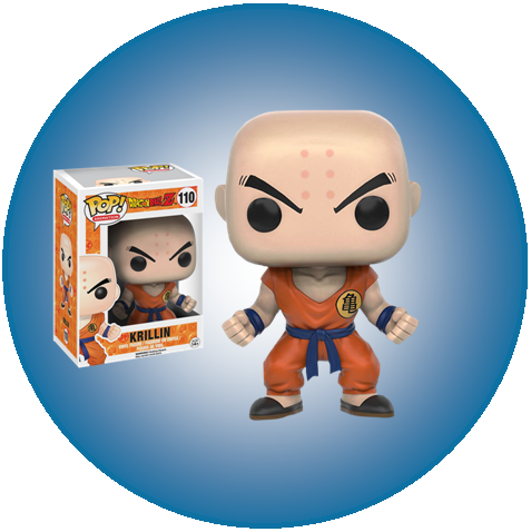 Dragon Ball Z - Krillin (110)