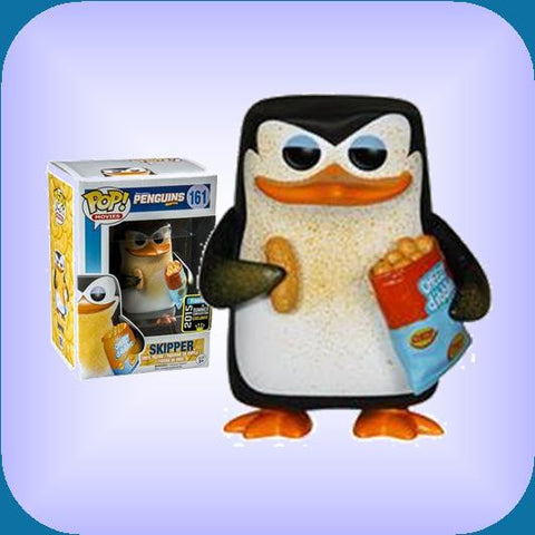 DreamWorks Penguins of Madagascar - Skipper (161) - SDCC CHEESY