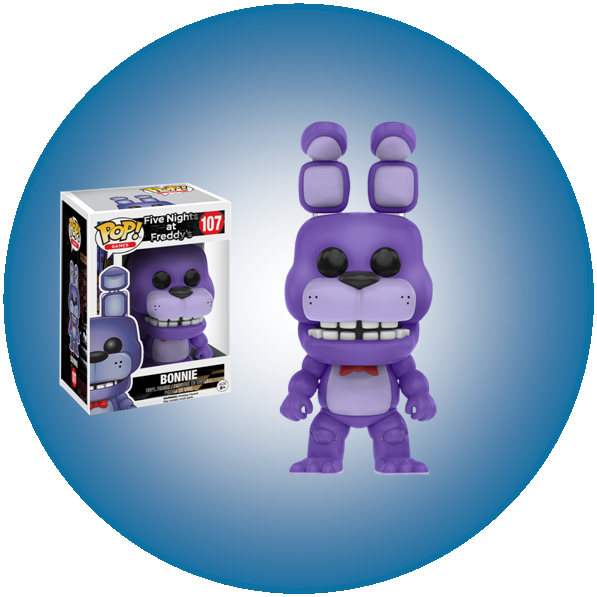 Five Nights at Freddy's - Bonnie (107) - POP! Vinyl
