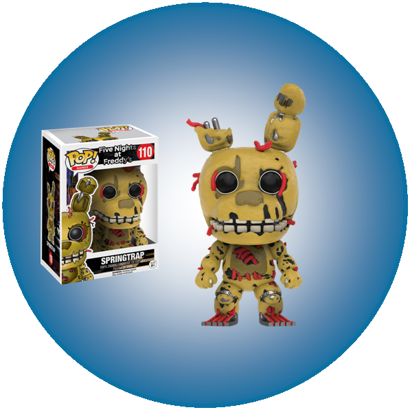 Five Nights at Freddy's - Springtrap (110) - POP! Vinyl