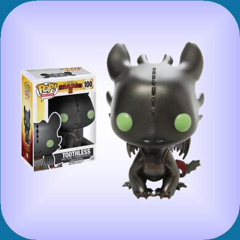 DreamWorks How To Train Your Dragon 2 - Toothless (100)