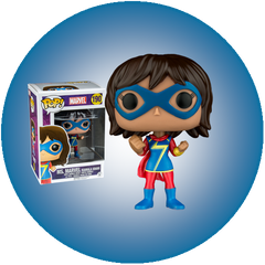 Marvel - Ms. Marvel [Kamala Khan] (190) NON STICKERED US EXCLUSIVE