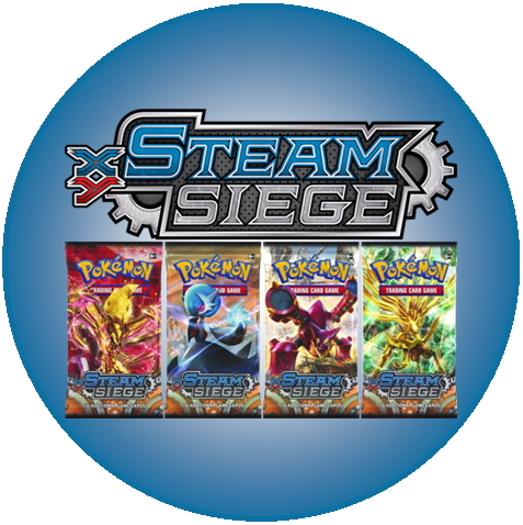 Pokemon XY TCG - Steam Siege - Booster Pack