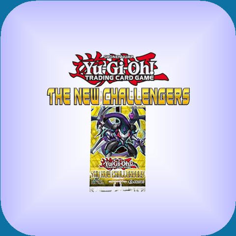 Yu-Gi-Oh! - The New Challengers