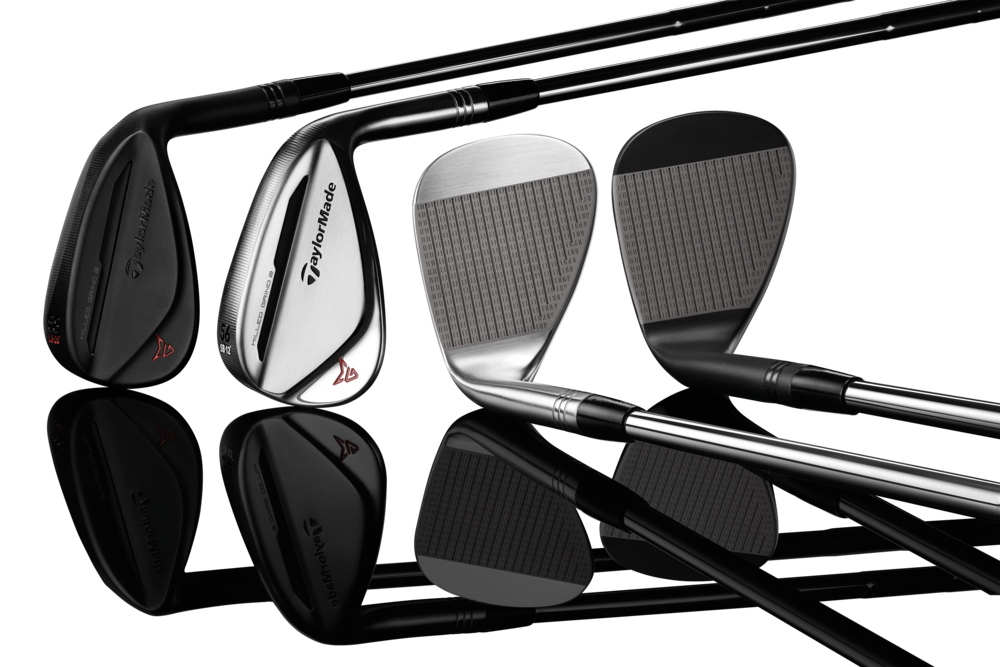 TaylorMade Golf Company Introduces Tour Preferred Raw Design in New Milled Grind 2 Wedges