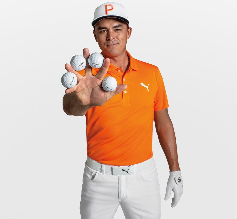 Driven By Performance, Rickie Fowler Chooses To Join Team Taylormade With Multi-Year Agreement; Set To Play New 2019 Tp5X Golf Ball In Competition