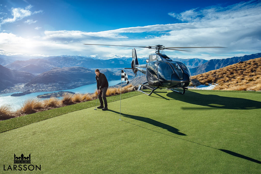Over the Top Golf - Queenstown, New Zealand