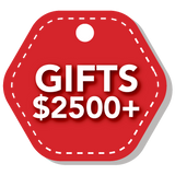 Gifts over $2,500.00