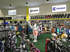 Golf Warehouse - Hamilton