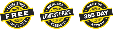 golf equipment lowest prices new zealand