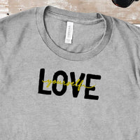 Love Yourself Relaxed Fit T-Shirt