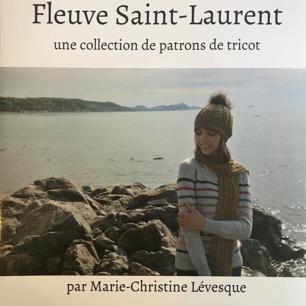 Fleuve Saint-Laurent par Marie-Christine Lévesque