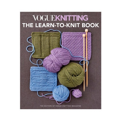 The Learn to Knit Book