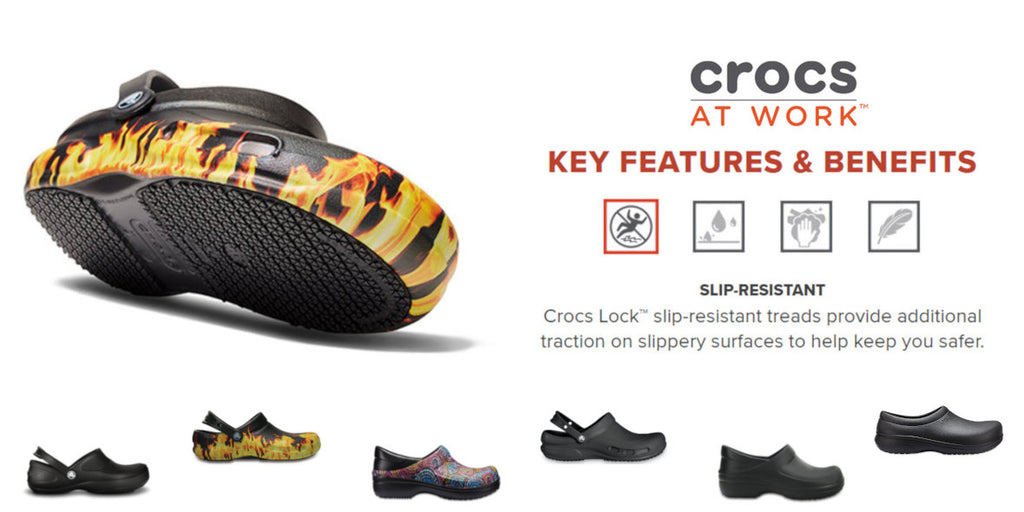 Crocs Work Shoes Clogs