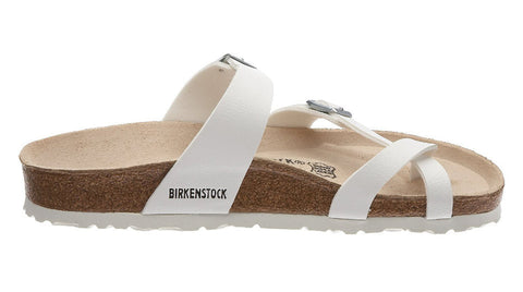 Birkenstock Mayari White - Sole Central