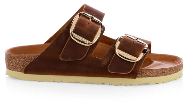 Birkenstock Arizona Big Buckle Antique Brown