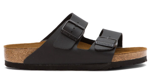 Birkenstock Arizona Black BF Soft Footbed