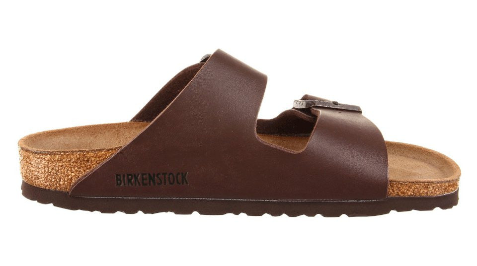Details about Birkenstock Arizona Dark Brown BF