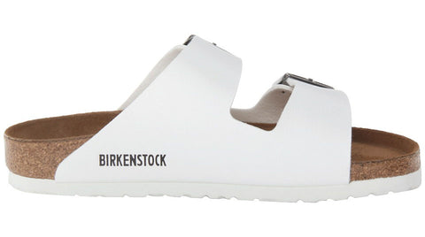 Birkenstock Arizona White - Sole Central