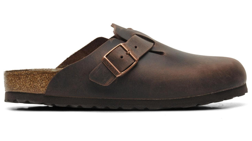 0eaa3bc239b1 Birkenstock Boston Habana Oiled Leather – Sole Central