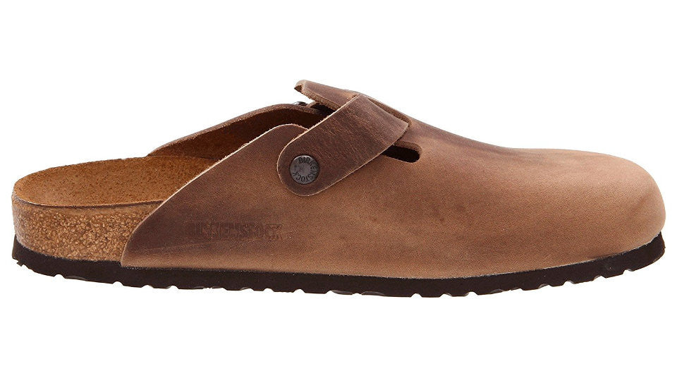f7791504964720 Birkenstock-Boston-Tabacco-Brown-Oiled-Leather thumbnail 12