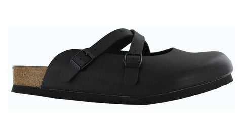 Birkenstock Dorian Black - Sole Central