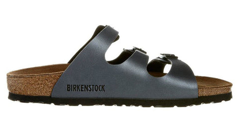 Birkenstock Florida Ice Pearl Onyx - Sole Central