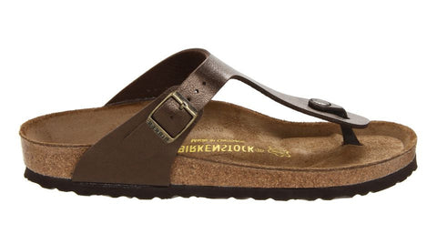Birkenstock Gizeh Graceful Toffee - Sole Central