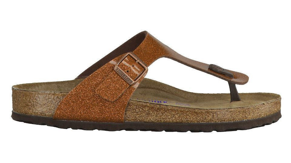 13d38fde1606 Birkenstock Gizeh Licorice Fringe.  129.95. Birkenstock Gizeh Magic Galaxy  Bronze