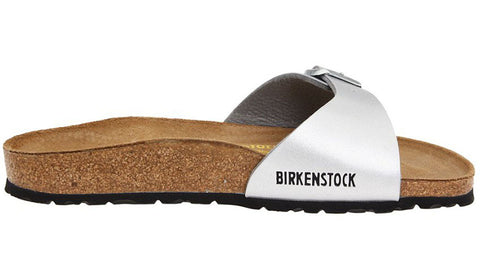 Birkenstock Madrid Silver - Sole Central