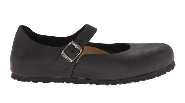 Birkenstock Mantova Black - Sole Central
