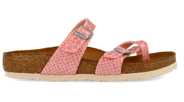 Birkenstock Mayari Magic Snake Rose