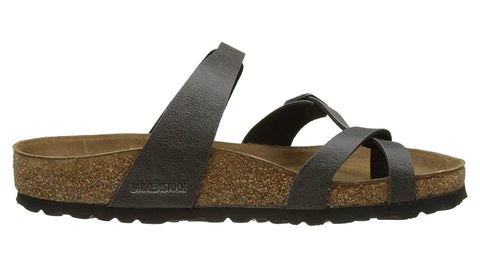 Birkenstock Mayari Vegan Pull Up Anthracite
