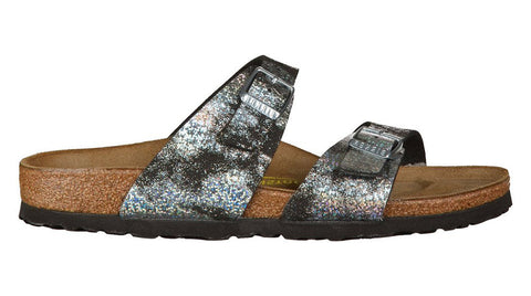 Birkenstock Sydney Stardust Black - Sole Central
