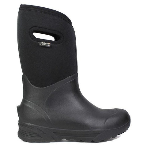 Bogs Men's Bozman Tall Black Boots