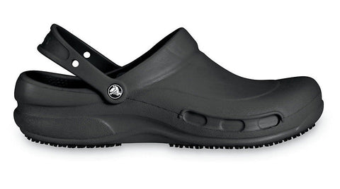 Crocs Bistro Clog Black Chef